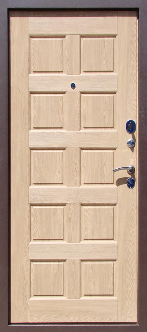входная дверь внутренняя сторона