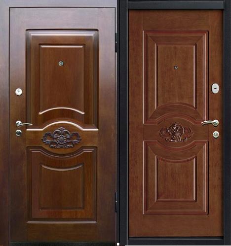 металлические двери бюджетный вариант подбельского